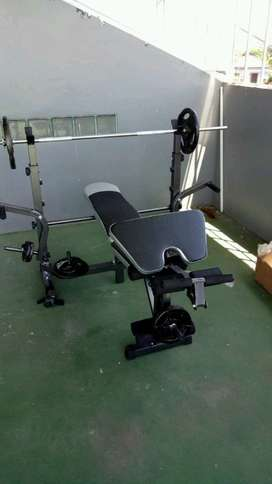 bench press***special gym nastic and fitness FRRE