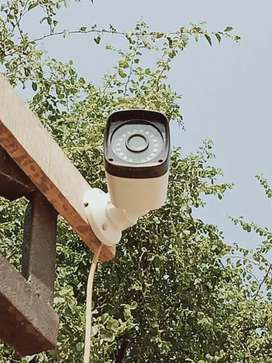 4 CCTV CAMERA , DVR, hard-disk only 9999