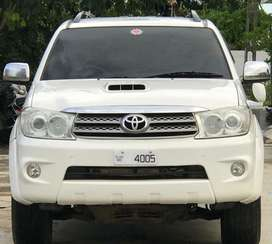 Toyota Fortuner 4x2 Automatic, 2011, Diesel