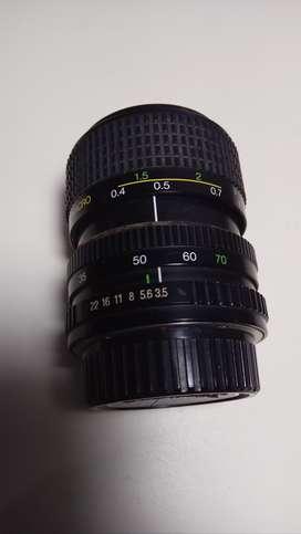 Lensa FD Cosina 35-70mm