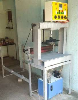 Small Scale HomeBased Business Opportunity Install Paper Plate Machine