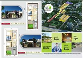 Plots in New raipur at ring road no-1