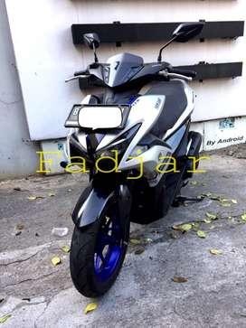 Yamaha aerox r 2019 dp 500 Rb