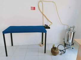 Setrika Uap Gas Laundry - Mesin Pengering Gratis Ongkir