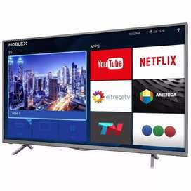 "family offer Samsung 60"" LED Android 4k smart wifi Rs=44000/-"