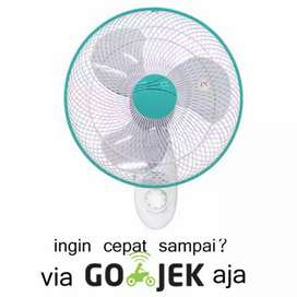 Promo maspion kipas angin gantung MWF-41k wall fan 16in