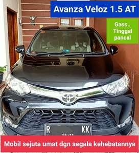 Mobil Avanza Veloz 1.5 AT