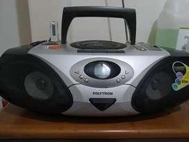 Radio Tape Polytron