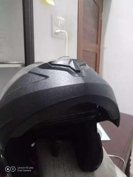 Helmet of motorcycle