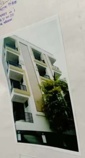 2 BHK fully furnished opp. 2km from Metro