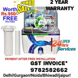 Summer starting Ro water purifier Sale