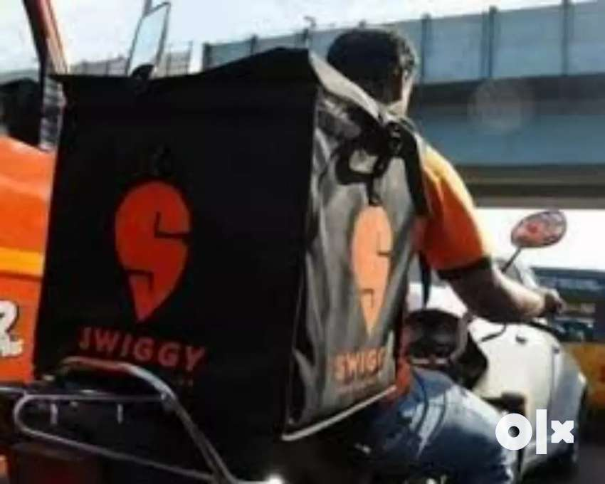 Delivery Boy required for swiggy company 0