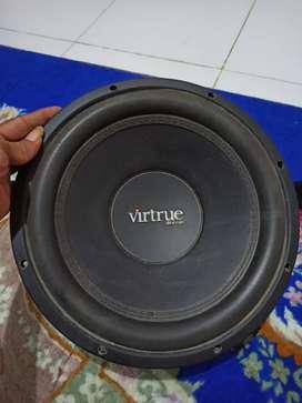 Speaker bass pasif