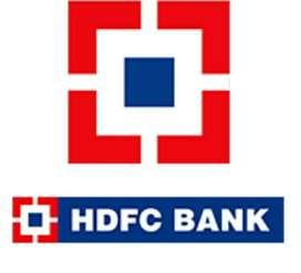 HDFC bank job hiring for all India.