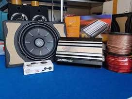 Paket audio JBL stec & power kicx suara horeg (asy'ari audio)