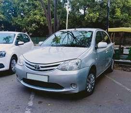 Toyota Etios Liva 2012 Diesel Good Condition