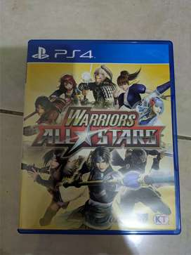 BD PS4 Warriors All Stars REG 3