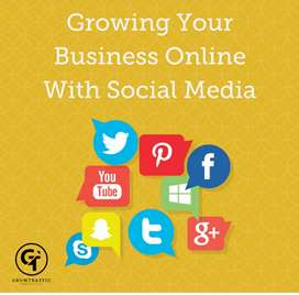Start your business through social media