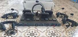 Dijual Clearcom DX 410 Set