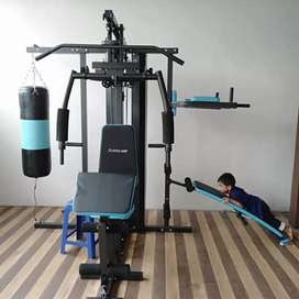 home gym 3 sisi fit class Fc-6503 homegym LS-260 alat fitnes