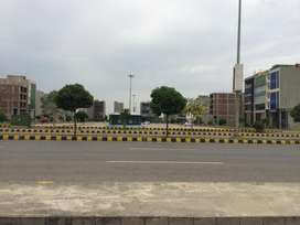 Cca1 Block 8 Marla Commercial Good Location Plot For Sale In Phase 6 D