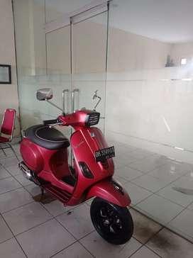 Vespa s 125 CC, thn 2019 / Bali dharma motor