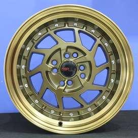 Velg Mobil Etios Classy Galant dll Ring 15 HSR NAMROLE H4X100-114,3