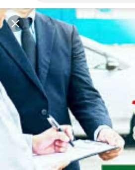 Service advisor job in service centre