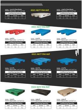 Plastic Pallets (Price starts from 2500)/ Plastic Bins/ Bread Baskets