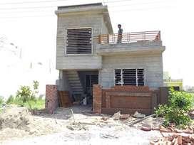 Independent Kothi Villa 111 gaj near chandigarh near Possession