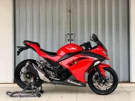 Ninja 250fi tahun 2016 motor siap pakai