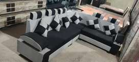 New Brand L Corner sofa set add515
