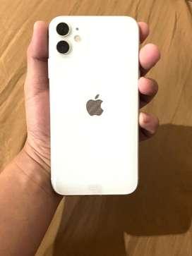 Iphone 11 64 gb white garansi resmi ibox fullshet no minus