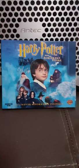 VCD Original # HARRY POTTER And Sorcerer's Stone# 3Disc