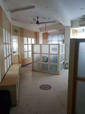 Vaishali 1500 sq.ft Furnished Office in commercial Building