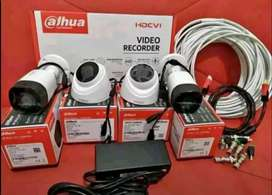 Solusi keamanan pasang baru kamera CCTV area Cikarang