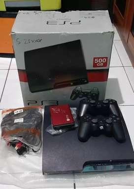 Ps 3 slim portable hardisk 500gb full game