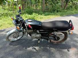 My Yamaha RX135 .tip top condition