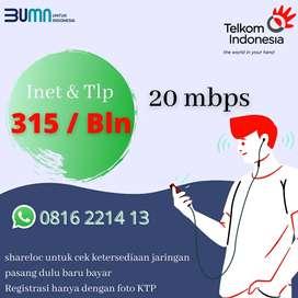 Indihome wifi paling murah paket 2p