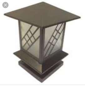 Lampu pilar out door sl 04