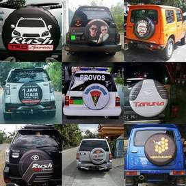 Cover/Sarung Ban Honda CRV/Rush/Terios/Phanter/Hummer fvt Ahlinya  Unt