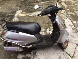 WOMEN USED VEHICLE- SUZUKI ACCESS125, WELL MAINTAINED & PERFECT CONDTN