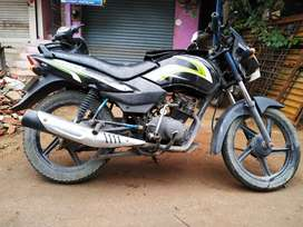 Tvs sport bike with good condition