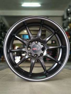 jual velg racing Ring16x7/8,5 hole 4