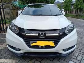 Honda HRV E CVT 2016 Bulan 8, Pajak Baru