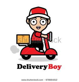 we are hiring delivery boys for part time and full time