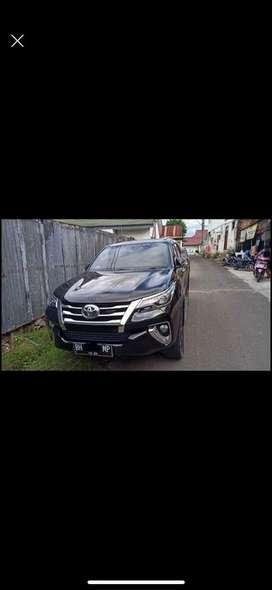 Toyota Fortuner 2.4 VRZ 2016 Plat BH