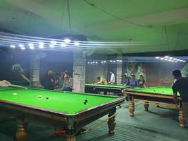 Snooker Club in Good Running Condition
