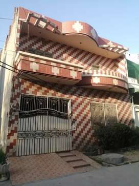 7 Marla brand new double story house adeal socity Sui gas road