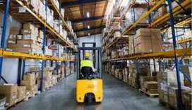 WE PROVIDE JOBS FOR VARIOUS POSTS IN WAREHOUSE
